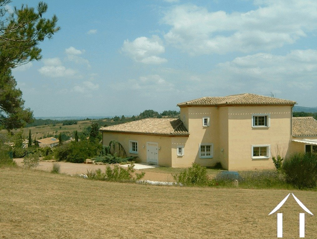 Villa de luxe près de Carcassonne Ref # MPOP0024 Image principale